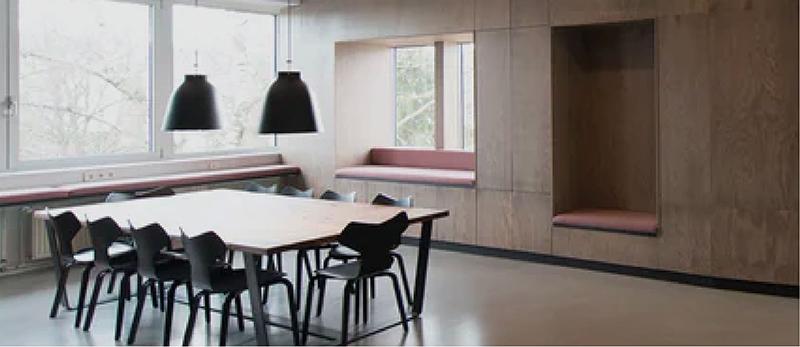 Comedor diseño interiores